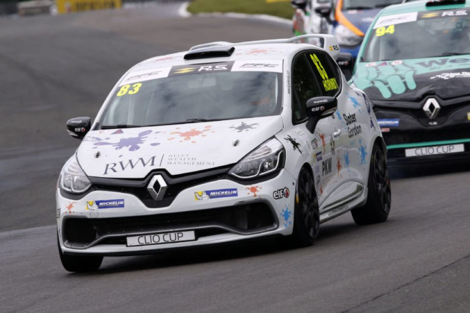 Kyle Hornby, Renault UK Clio Cup
