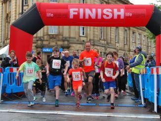 Big Stockport Run 2017