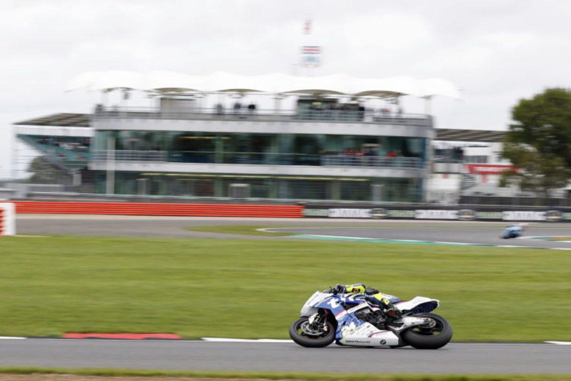 Christian Iddon. MCE British Superbike Championship, Silverstone, 10.9.17