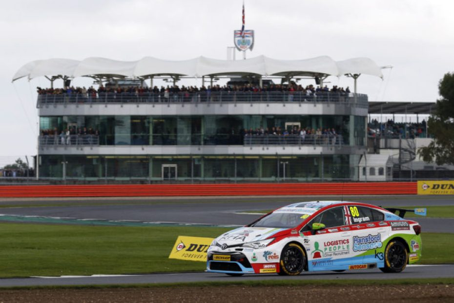 Tom Ingram, Speedworks Motorsport, Silverstone