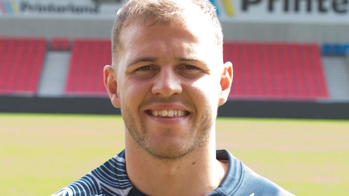 Sale Sharks captain Will Addison