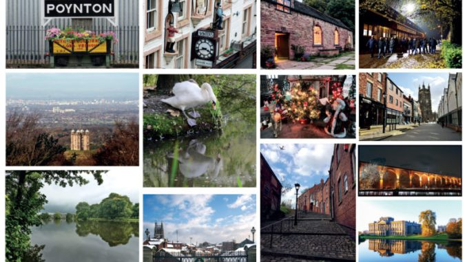 The Vernon Building Society calendar winners for 2018