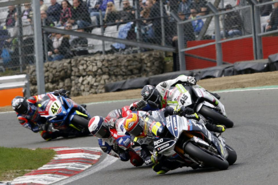 Christian Iddon, Bennetts British Superbike Championship, Brands Hatch, 15.4.18