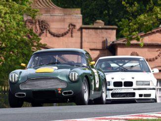 Aston Martin Owners Club, Oulton Park