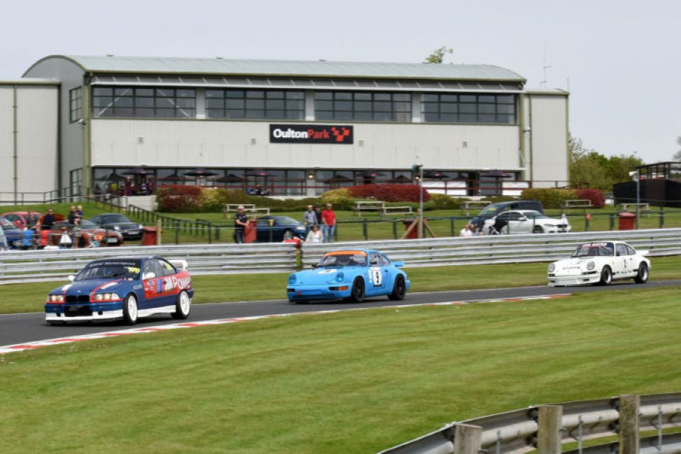 The AMOC Intermarque championship at Oulton Park