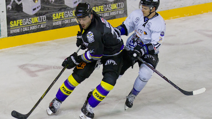 Manchester Storm set for new Elite Ice Hockey League season