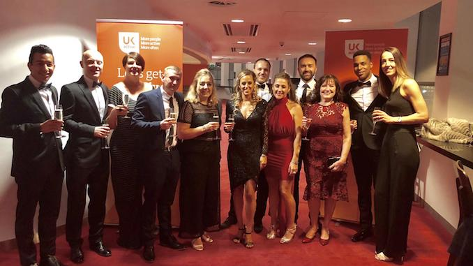 Double success for Life Leisure at UKActive awards evening
