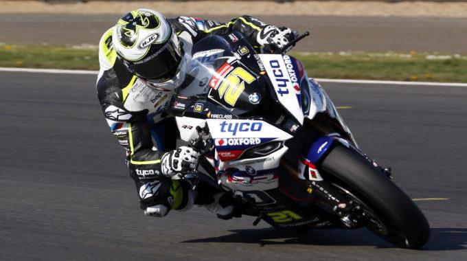 Iddon upbeat after round one of the British Superbike Championship