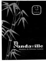 Pandaville Restaurant – Asian & Western Cuisine