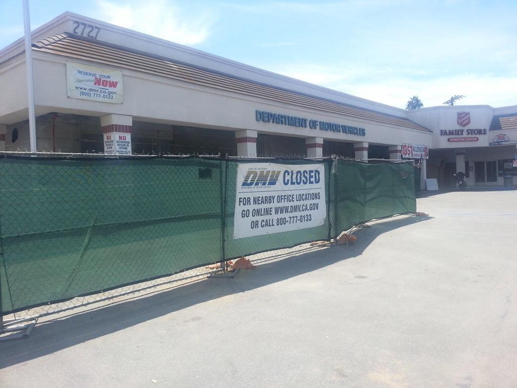 Laguna Beach Dmv Office