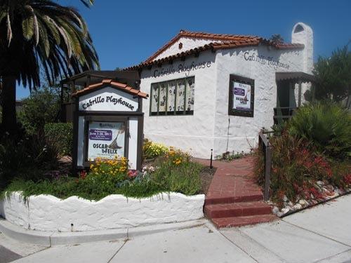 Cabrillo Playhouse San Clemente California