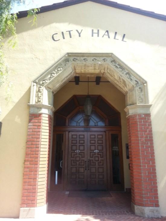 Laguna Beach City Hall by SouthOCBeaches.com