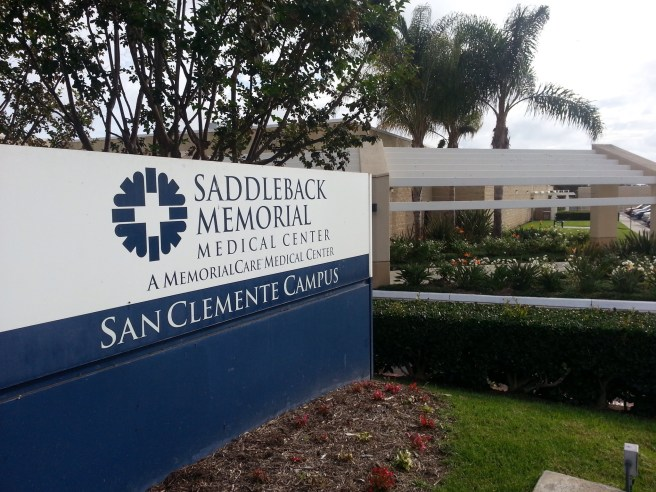saddleback memorial hospital san clemente by www.southocbeaches.com