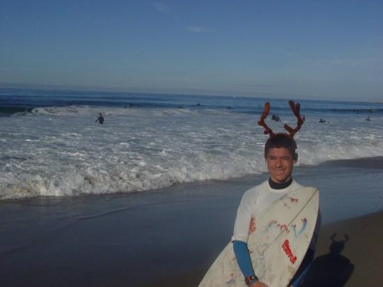 surfing santa salt creek beach by southocbeaches.com