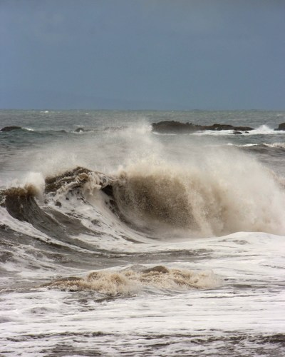 California King Tides by southocbeaches.com