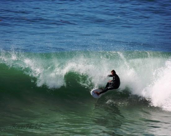 California Surfing by KarinHorlick.com