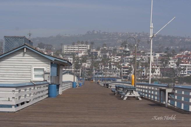 San Clemente Pier Courtesy of www.karinhorlick.com