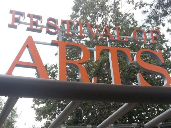 Festival of the Art Laguna Beach California by www.southocbeaches.com