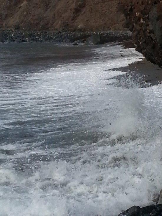 Dana Point Headlands King Tides November 2015 by Southocbeaches.com
