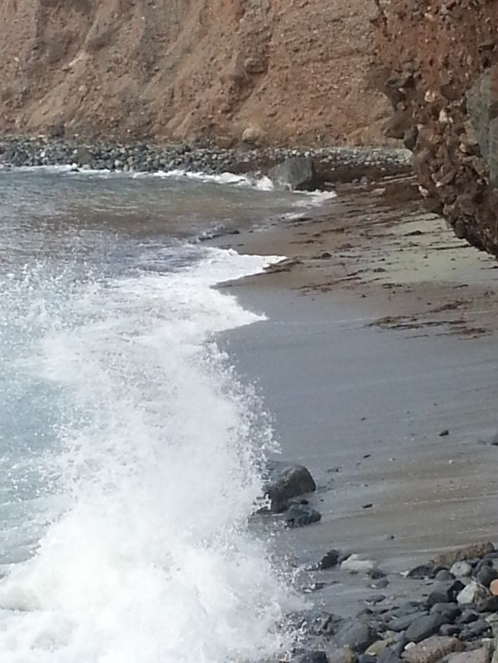 Dana Point Headlands King TIdes November 24 2015 at 9:15am by Southocbeaches.com