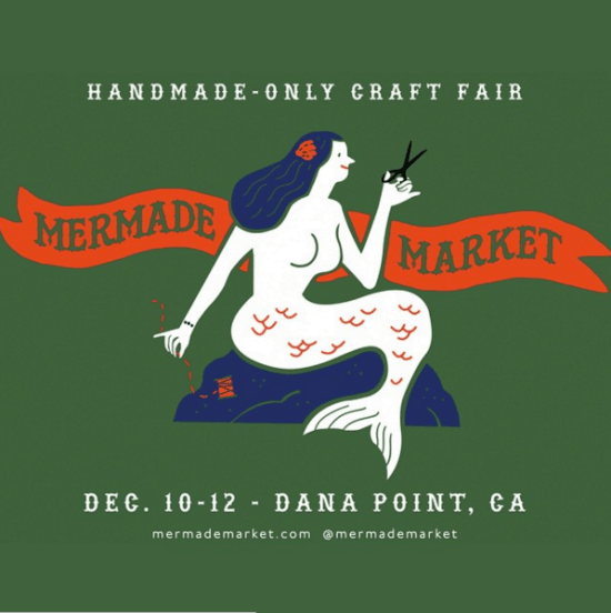 Mermade Market Dana Point December 2015