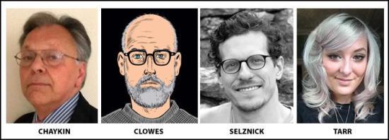 Comic-Con 2016 Special Guests