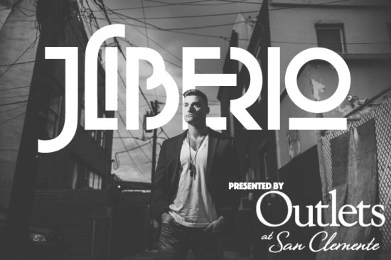 The Outlets San Clemente J. Liberio Concert January 30 2016