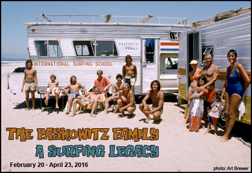 The Paskowitz Family by Art Brewer