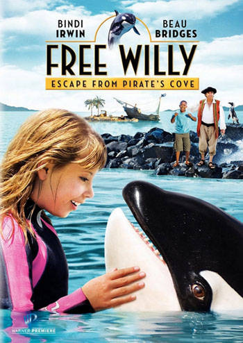 Free Willy Escape From Pirate's Cove Courtesy of www.warnerbros.com