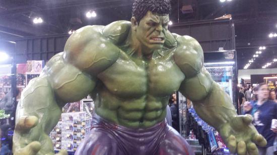 WonderCon 2016 Incredible Hulk by southocbeaches.com