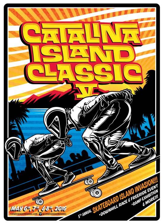 Catalina Island Classic May 6- May 8 2016