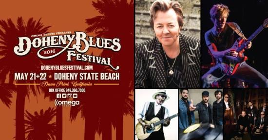 Doheny Blues Festival 2016 Banner