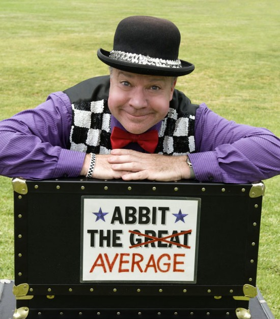 Abbit The Great Average Magician Courtesy of gigsalad.com