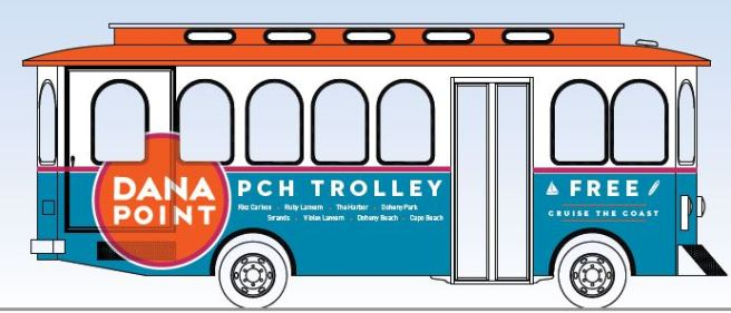 Dana Point Trolley 2016