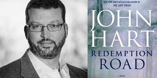 John Hart Redemption Road Laguna Beach Books June 2016