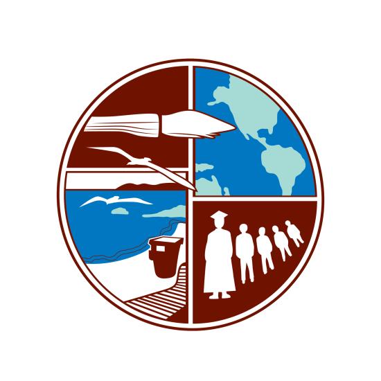Laguna Beach Unified School District Logo