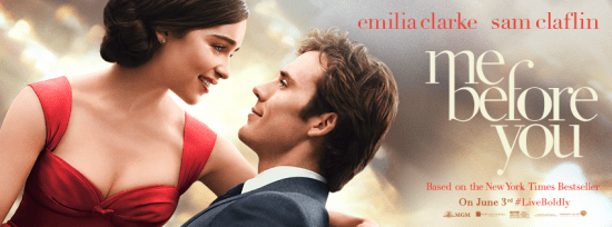 Me Before You Courtesy of MGM