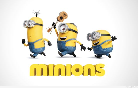 Minions Courtesy of UniversalPictures.com