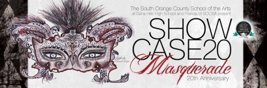 South Orange County School of Arts ShowCase 2016