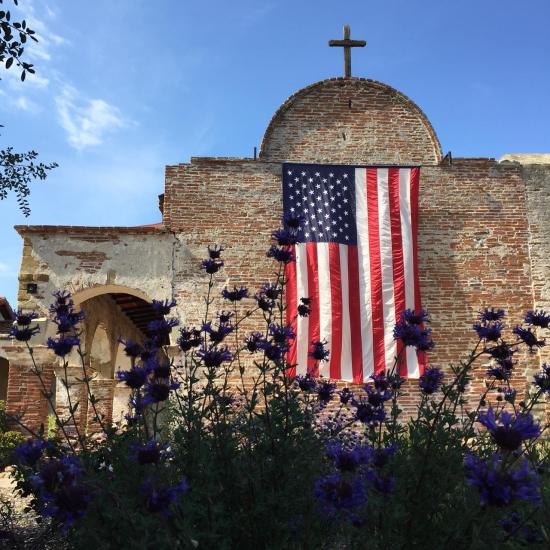 Photograph courtesy of Mission San Juan Capistrano