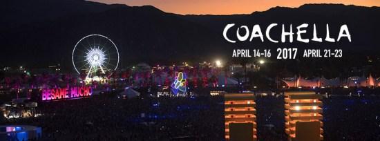 Coachella April 2017