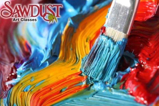 Laguna Beach Sawdust Art Festival Painting Workshop