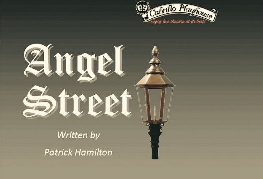 Angel Street Cabrillo Playhouse San Clemente California March 2017
