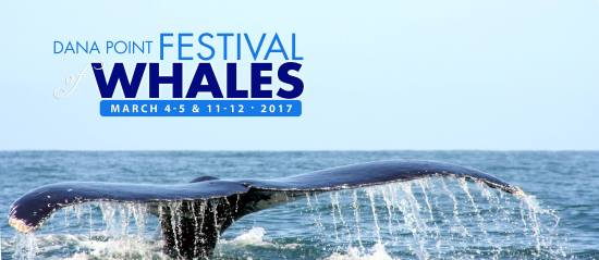 Dana Point Festival of the Whales March 2017