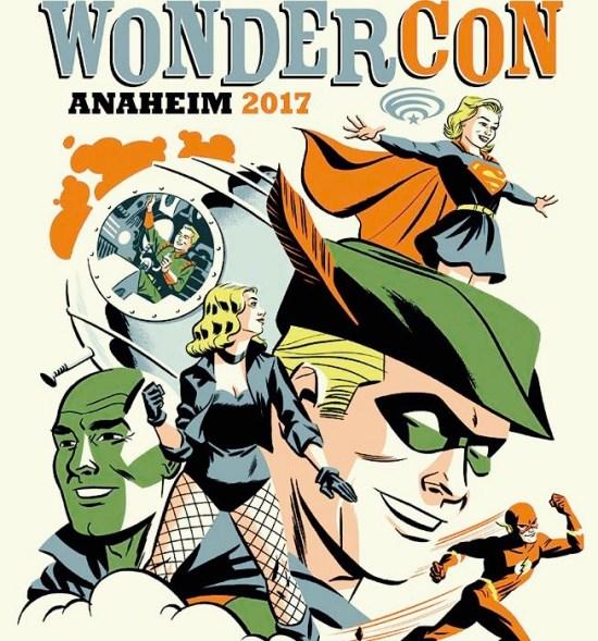 WonderCon 2017 Courtesy of Comic-Con.org