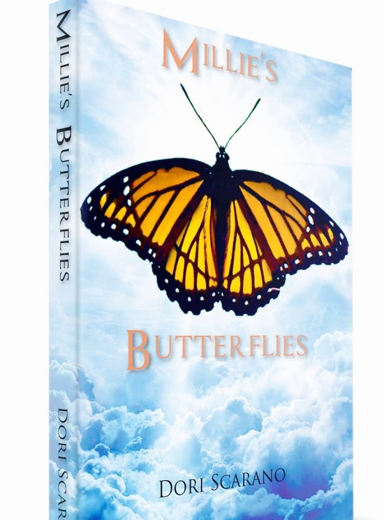 Millie's Butterflies by Dori Scarano