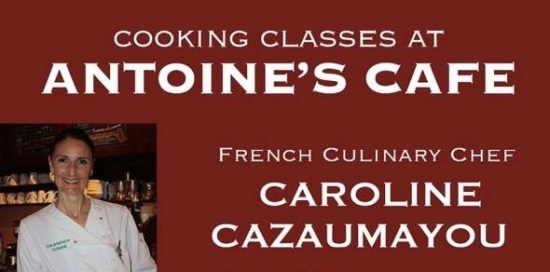 antoinescafe.com/antoines-cafe cooking classes