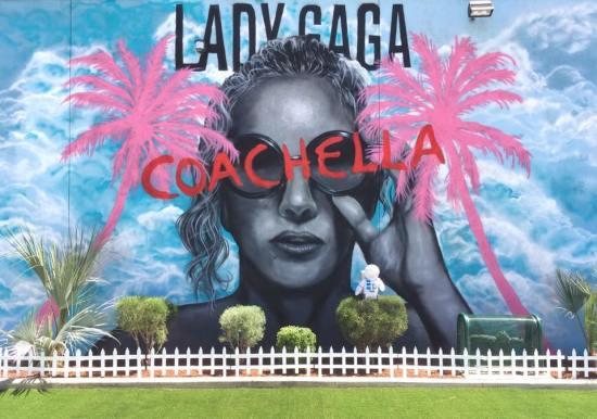 Lady Gaga Cochella Courtesy of facebook.com:ladygaga