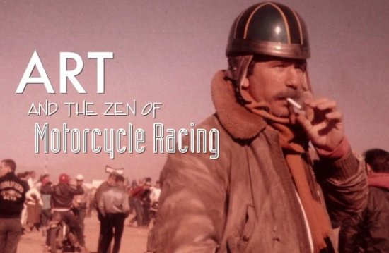 Art and the Zen of Motorcycle Racing