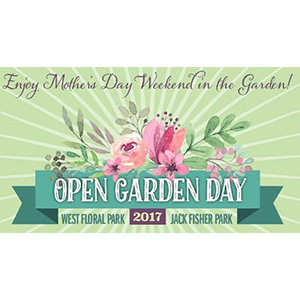 Santa Ana Open Garden Day May 13 2017